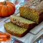 Fall Pumpkin Bread {Revisted}