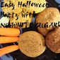 The Secret of Healthy Halloween Parties, Creative Real Food Dinner, and Natural Face Paints (& 2 Random Workshops)