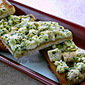 The Pampered Chef ® Greek Chicken & Artichoke Flatbread