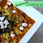 Mediterranean Noodle Soup