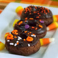 Baked Chocolate Pumpkin Doughnuts - 1 WW Point Plus!!