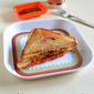 Chana Masala Sandwich Recipe - Chickpeas Sandwich Recipe | Easy Sandwich Recipes