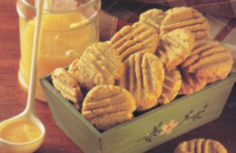 Applesauce Honey Cookies