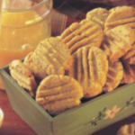 Applesauce Honey Cookies