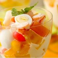 Fruit Jello Salad