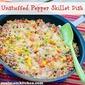 Unstuffed Pepper Skillet Dish