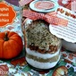 Cookie Mix in a Jar {Pumpkin Oatmeal Scotchies}