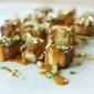 Tofukabobs with Peanut Sauce