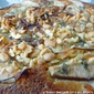 Crostata Di Pera | Pear Frangipane Tart Recipe