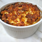 Monte's Ham and Cheese Strata