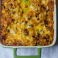 Chicken Enchilada Quinoa Bake