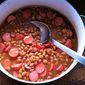 Homemade Franks & Beans