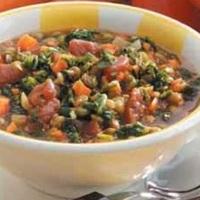 Easy Lentil Soup/Stew