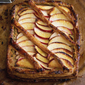 Apple, Almond and Cardamom Puff Pastry Tart