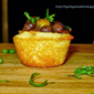 Jalapeno Baked Bean Cornbread Cups