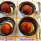 Gulab Jamun (made of homemade Gulab jamun mix)