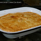 pate brisee (crust for potpie)