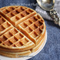 Whole Wheat Waffles | Waffles With Whole Wheat Flour