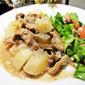 Chanterelle Stew