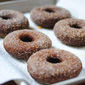 {gluten-free} Baked Apple Cider Donuts