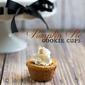 Pumpkin Pie Cookie Cups