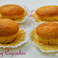 Easy Cupcakes (no added butter)