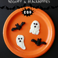 Bats and ghosts – healthy Halloween desserts