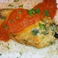 Chiles Rellenos with Chipotle Red Sauce