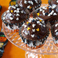 How to Make Chocolate Cupcakes (Using Cute Mickey Halloween Sprinkles) - Video Recipe