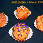 #SundaySupper Halloween Party...Featuring Halloween Crunch Truffles