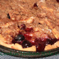 Dutch Apple Blueberry Pie Recipe