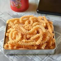 Cashewnut Murukku Recipe | Mundhiri Murukku –Easy Diwali Snack Recipes