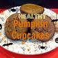 Pumpkin Cupcakes ( flourless)