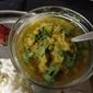 Green Peas dal/Matar Dal – recipe