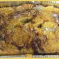 banana, hazelnut and chocolate bread - WWDH