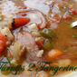 White Bean & Ham Soup :: A Guest Post