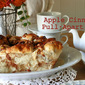 Apple-Cinnamon Pull-Apart Loaf with Rhodes Bread
