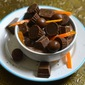 Crazy Halloween Candy in a Bowl – Recipe inspired by Domenica Tartufo
