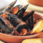 Mussels in Tomato and Herb Sauce