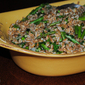 Holiday Worthy? Farro and Asparagus Pilaf