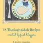 Challah Cranberry Doughnuts for Thanksgivukkah