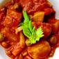 Beef Caldereta with Tofu