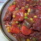 Super Easy Slow Cooker Beef Stew
