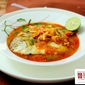 Tom Yam Steamed Fish