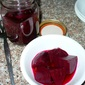Pickled Beets II (canned quantity version, with a sugar-free & salt-free option)
