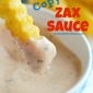 Copycat Zax Sauce {Dipping Sauce for Chicken & Fries}