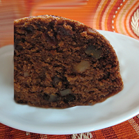 Applesauce Cake Made From Scratch