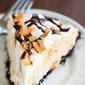 No-Bake Butterfinger Pie