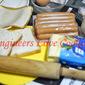 Cheesy Sausage Bread Roll