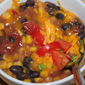 Tortilla Taco Soup (Paula Deen)